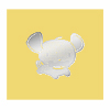 Metallic Sticker for Phone iPod PSP NDS MP4 - My Doggie