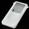 Silicone Skin Case for MP4 Super PlatinumClear White