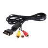 AV Cable for Sony PS3 / PS1 / PS2 (TP3-308) - Black