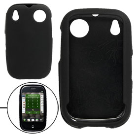Plastic Rubberized Case Cover Shell Protector for Palm Pre