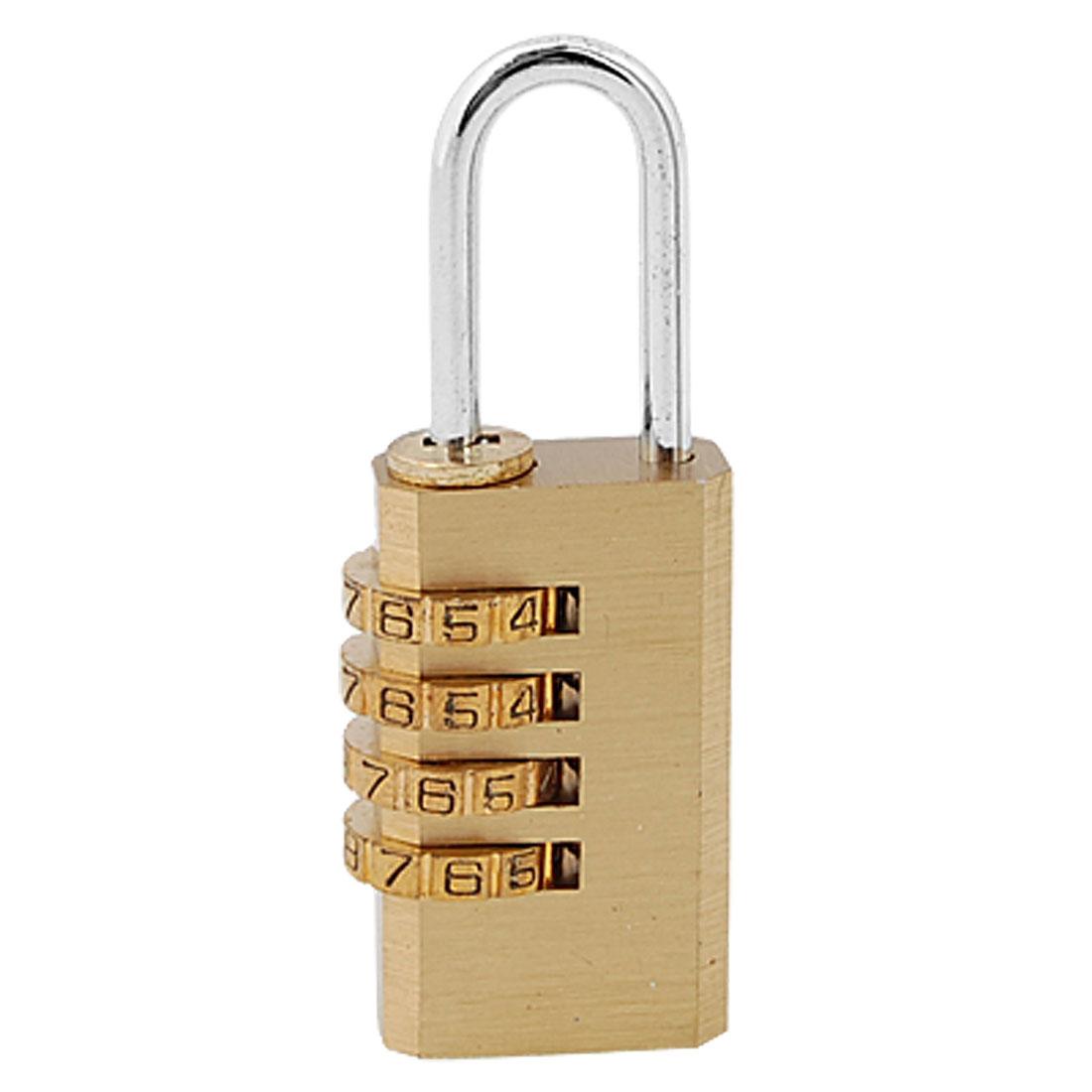 4-Digit-Bag-Travel-Lock-Resettable-Combination-Padlock