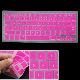 Silicone Laptop Notebook PC Keyboard Skin Protector