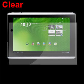 Protective Clear Screen Guard Film for Acer Iconia Tab A500
