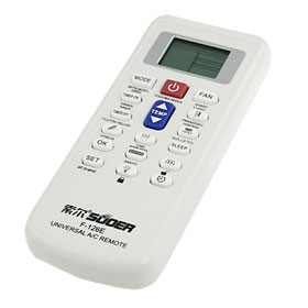 Universal Digital LCD A/C Air Conditioner Remote Control