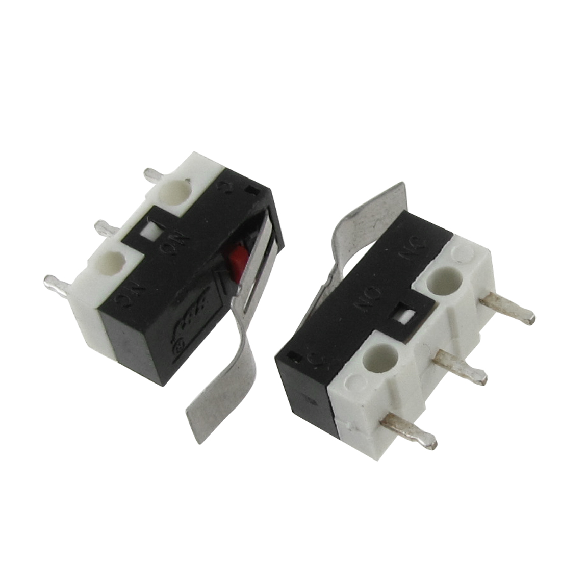 AC-125V-1A-3-Pin-SPDT-Hooked-Lever-Micro-Switches-1-NO-1-NC-x-10-Pcs