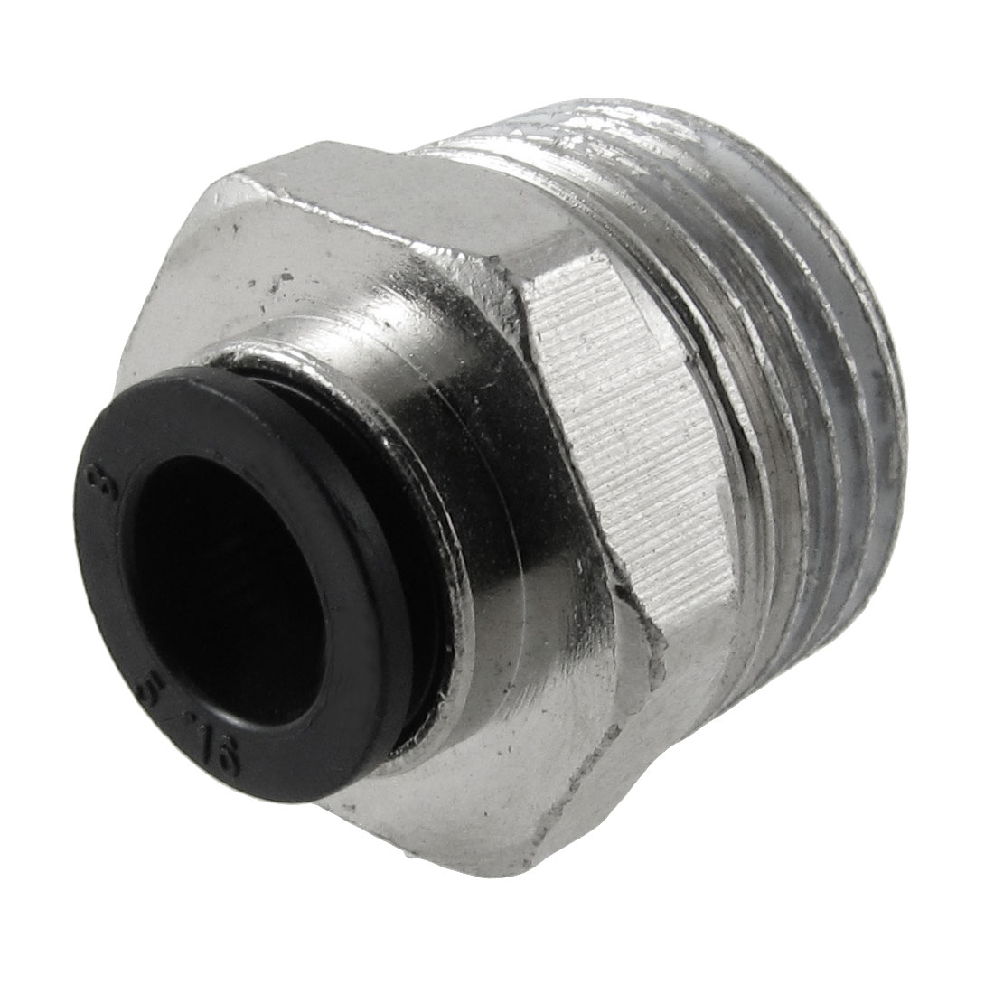 Pneumatic-8mm-5-16-One-Touch-Connector-Straight-Quick-Fitting-Bvveh