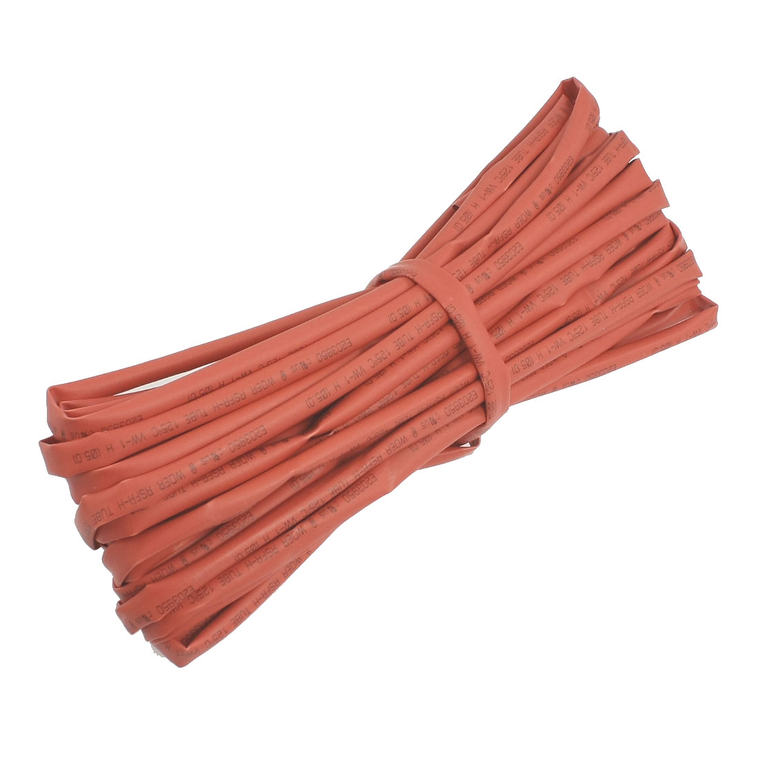10M-32-8ft-5mm-Dia-Red-Shrinkable-Tube-Heat-Shrink-Stubing