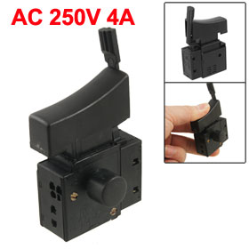 AC 250V 4A Trigger Switch for Makita 6410 Electric Drill Tool