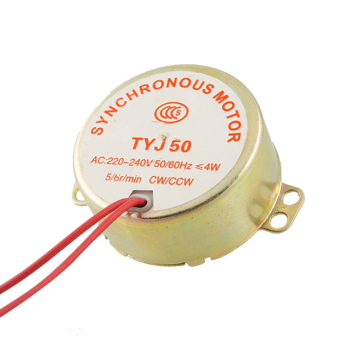 Microwave-Oven-Synchronous-Motor-5-6RPM-AC-220-240V-50-60Hz-CW-CCW