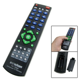 Black Universal TV RC Remote Controller for Hisense