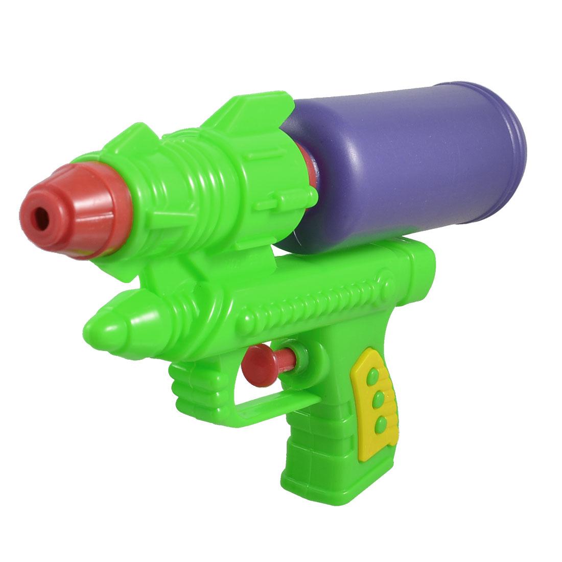 Plastic-Squirt-Water-Spray-Gun-Fight-Toy-Green-Purple-for-Children