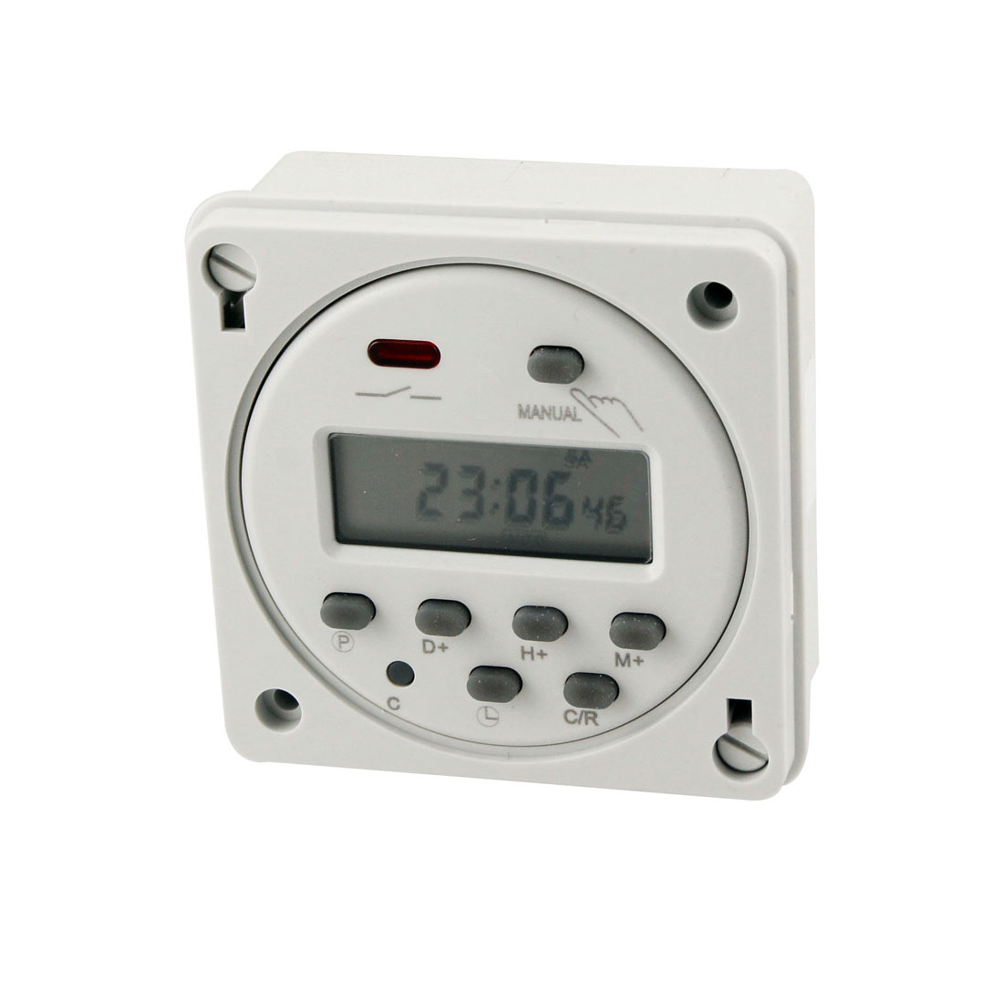Unique Bargains Cn101A Type Weekly Programmable Timer AC 220-240V