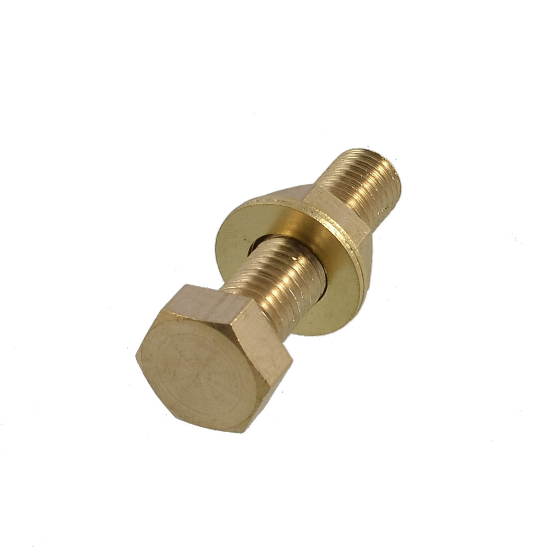 Brass-12mm-x-50mm-Male-Thread-Hex-Head-Screw-Nut-Washer-Set