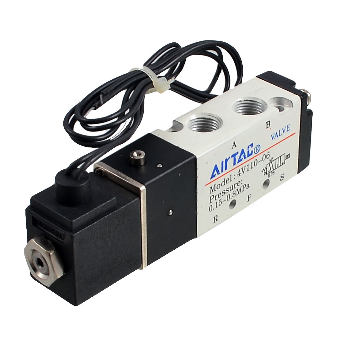 Double-Position-5-Way-Pneumatic-Solenoid-Valve-AC-220V-4V110-06