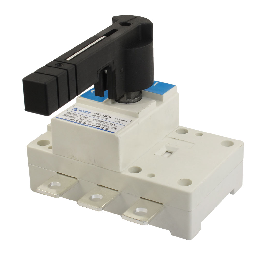 AC-380V-50Hz-160A-2P-E-660V-Ui-Electronic-Corcuit-Isolating-Switch