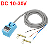 SN04-N2 NPN NC 4mm Inductive Proximity Sensor Switch DC 3 Wire 10-30V 1.2M Cable
