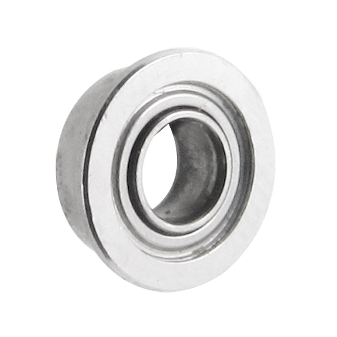 Flanged-3mm-x-6mm-x-2-5mm-Metal-Shielded-Deep-Groove-Ball-Bearing