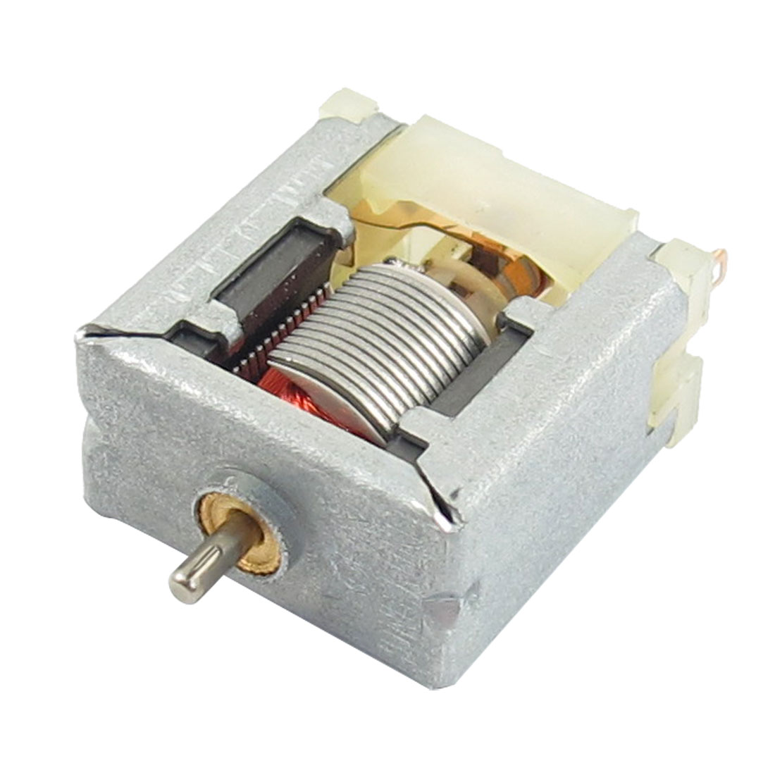 DC-3-6V-2600RPM-1-5mmx4mm-Dia-Shaft-2-Pin-2P-Gear-Motor-Replacement-Parts