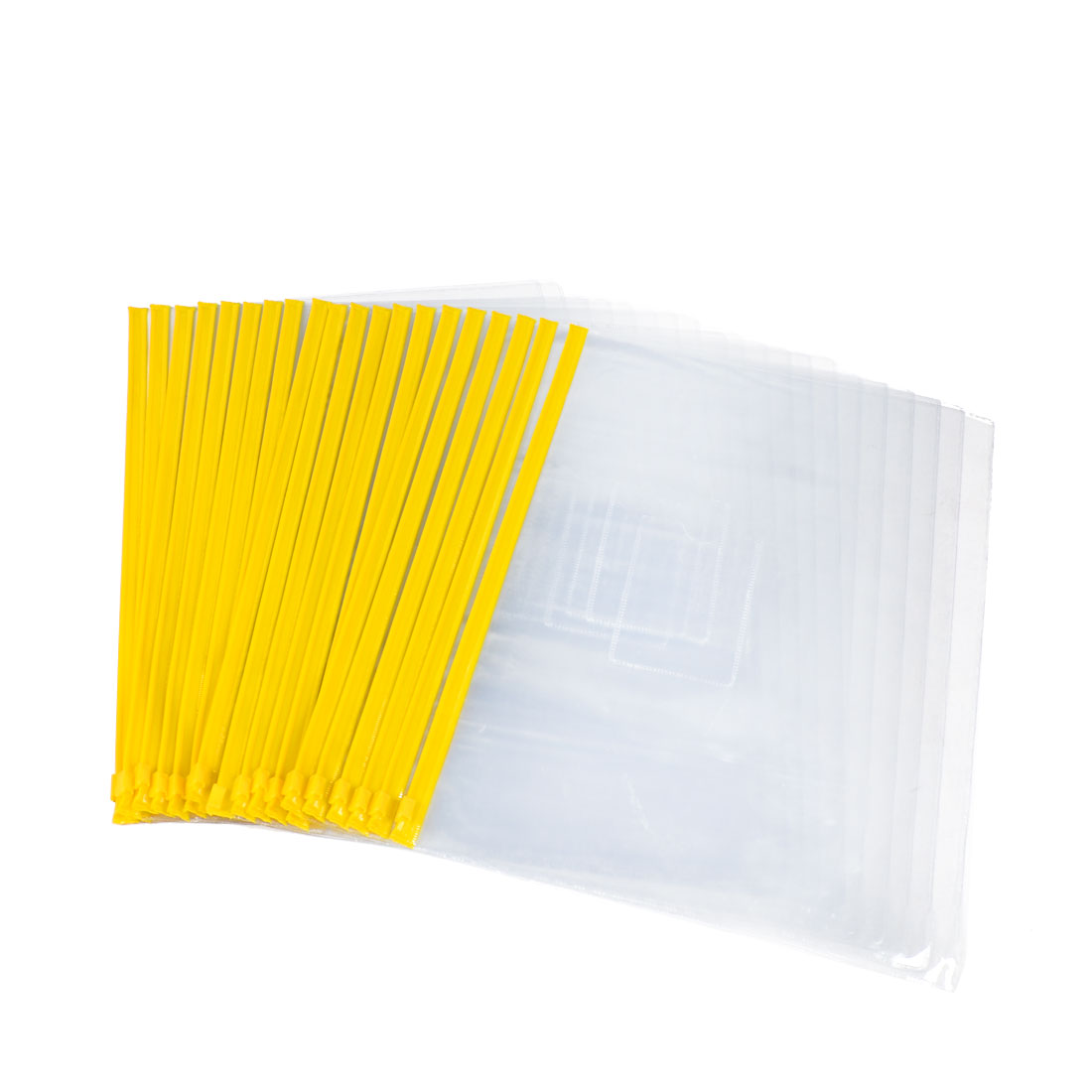 bdba1a6e5435 Unique Bargains a13020100ux0651 A4 Paper Size Yellow Silder Grip ...