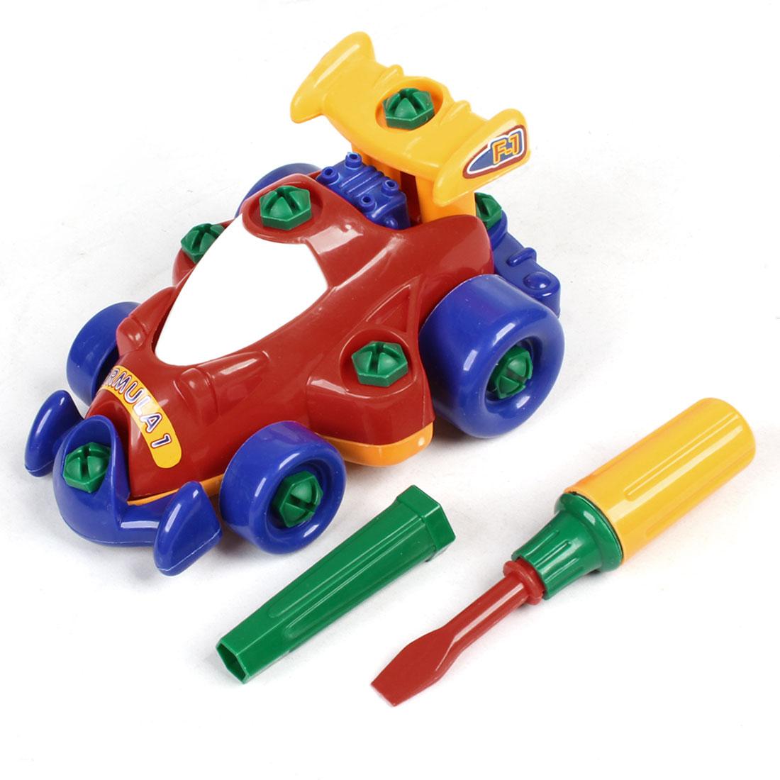 Children-Multicolor-Plastic-Water-Pot-Shovel-Beach-Sand-Pail-Toy-7-in-1