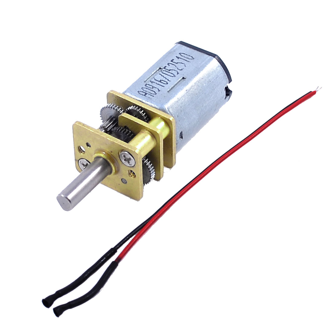 12V-100RPM-3mm-Dia-Shaft-Speed-Reducing-DC-Geared-Motor-JA12-N20