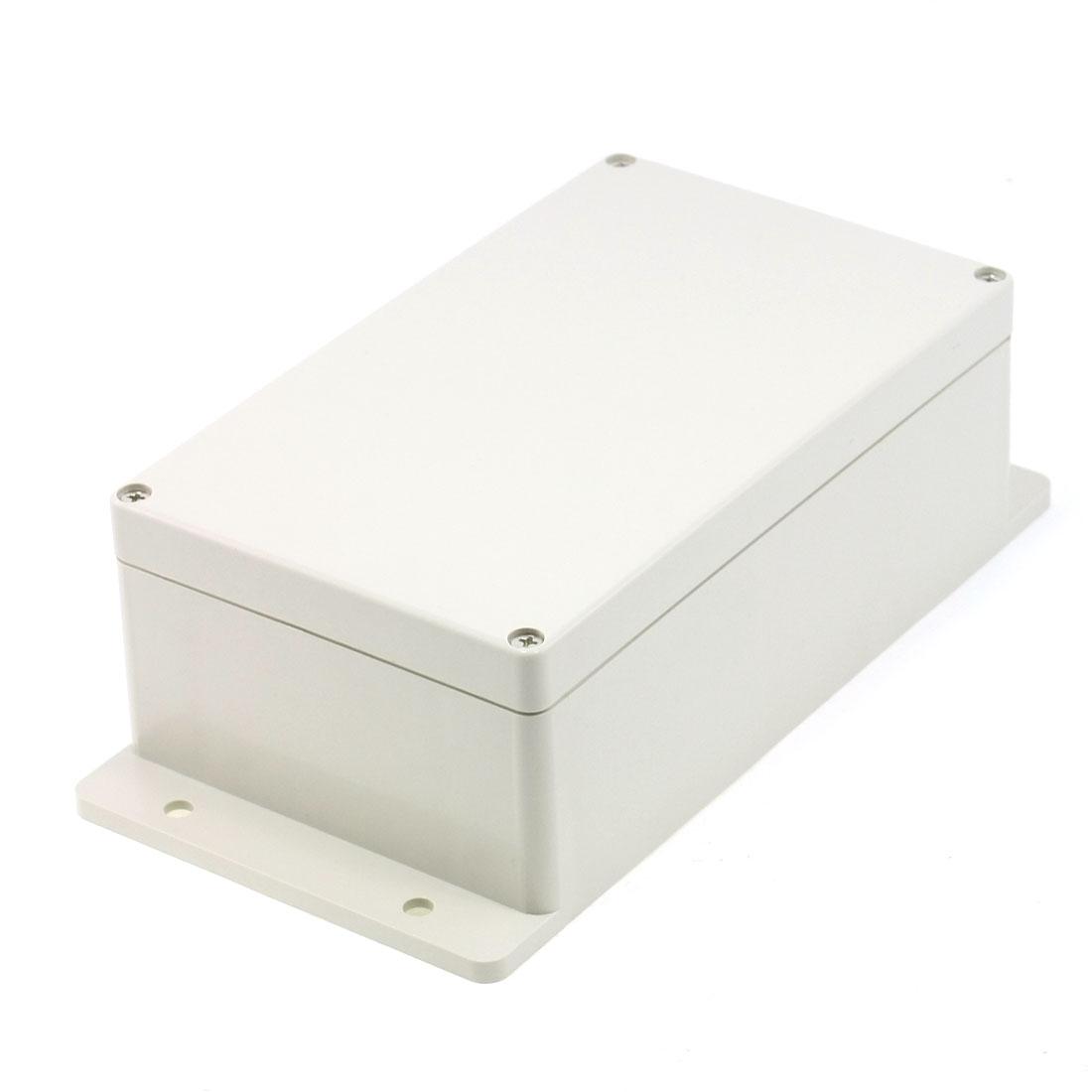 200x121x75mm-Caso-Custodia-Plastica-Impermeabile-Elettrico-Scatola-Giunzione-DIY