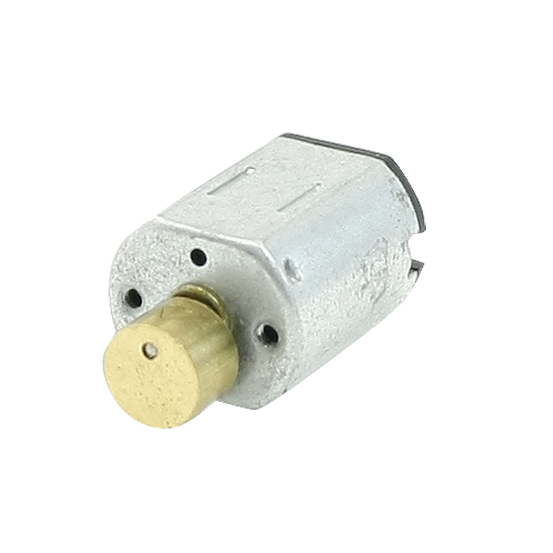 Silver-Tone-Shell-Mini-Vibrating-Vibration-Motor-DC-1-5V-1200RPM-N20