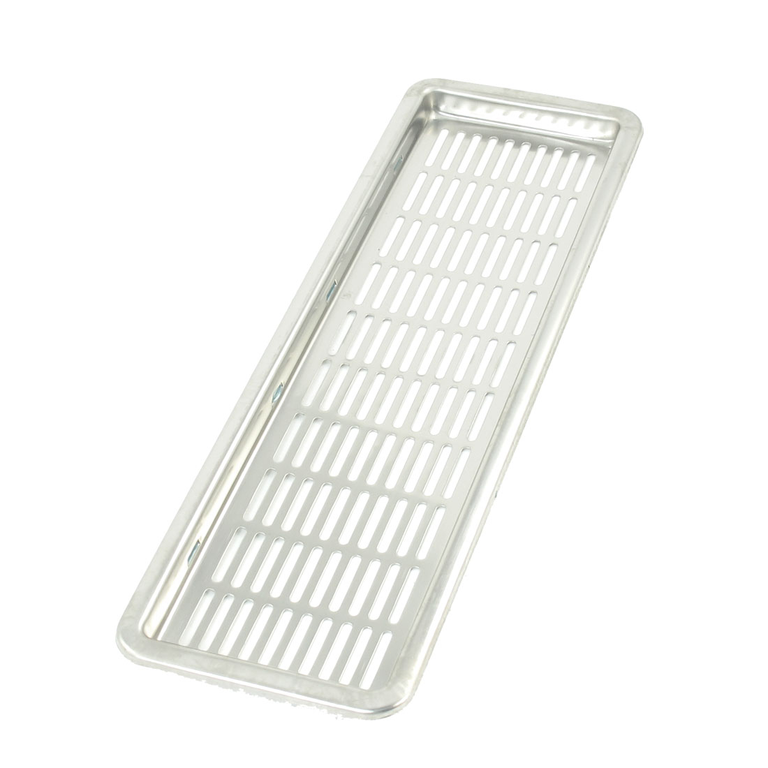 23cm-x-7-2cm-Rectangle-Shape-Portable-Stainless-Steel-Mesh-Hole-Air-Vent-Louver