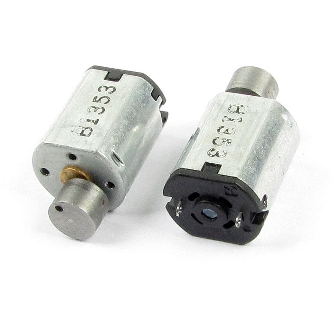 2PCS-DC-6V-0-06A-9000RPM-Output-Speed-Micro-Vibration-Motor