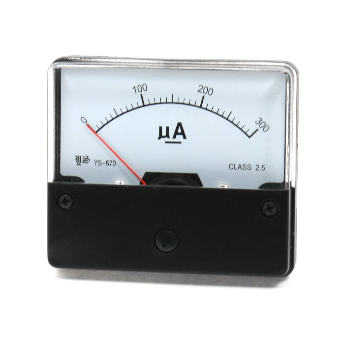 Class-2-5-Accuracy-DC-0-300uA-Analog-Panel-Meter-Amperemeter-YS-670