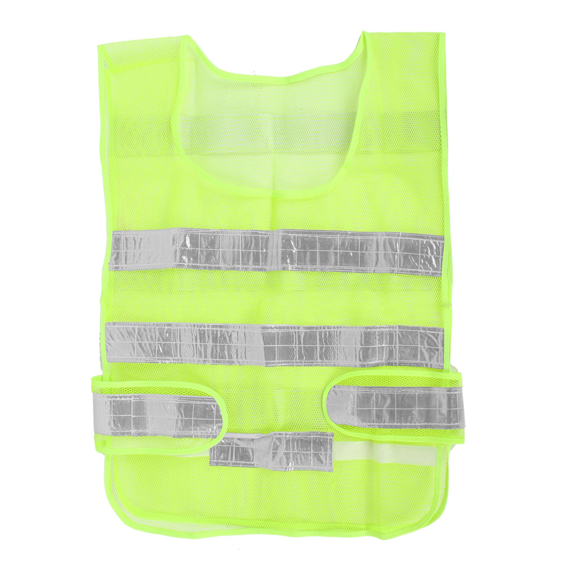 High-Visibility-Traffic-Worker-Warning-Reflective-Safety-Vest-Yellow-Green