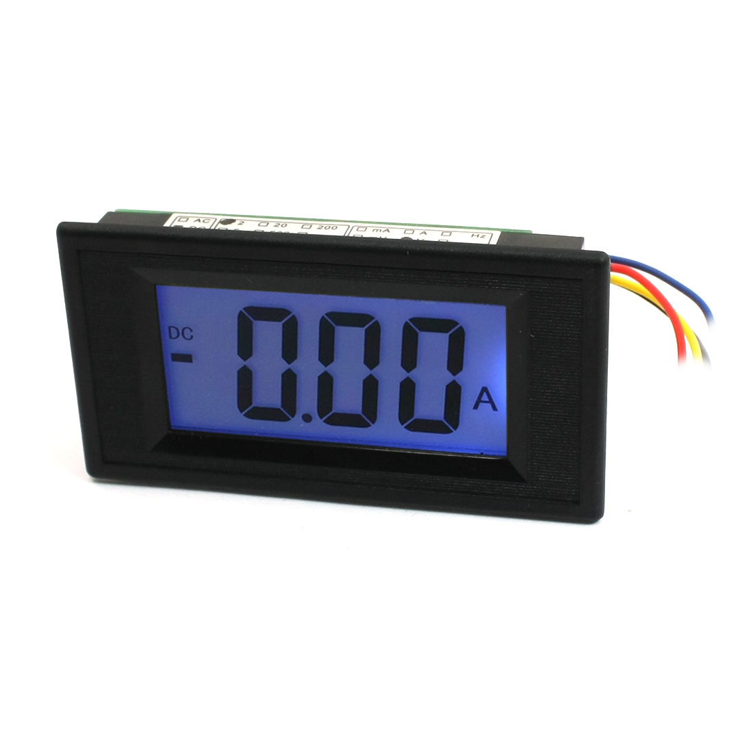 Blue-LCD-Display-3-Digits-DC-0-2V-Digital-Panel-Voltmeter