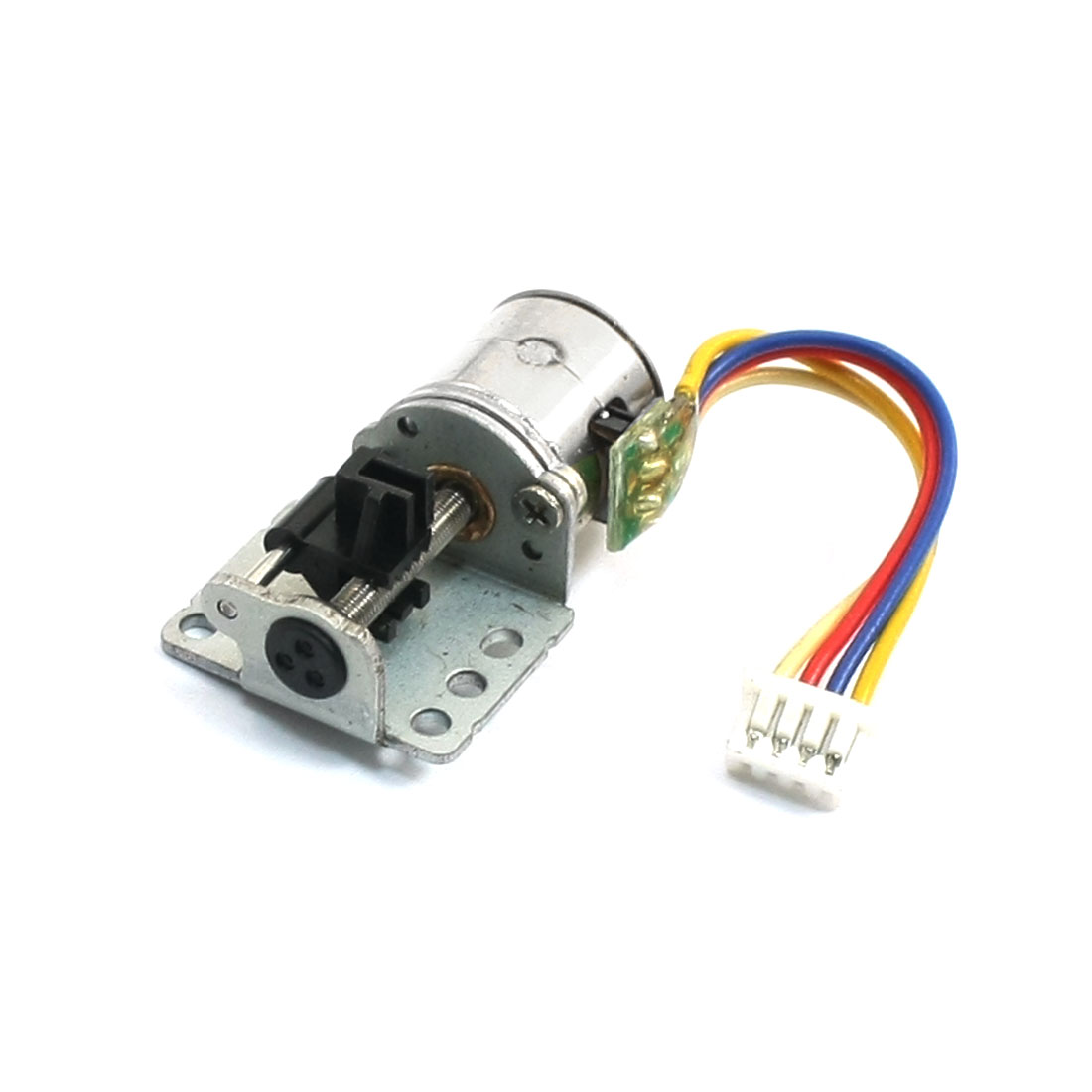 80RPM-Speed-2Phase-380mA-Current-Micro-DC-Stepper-Motor-w-Cable