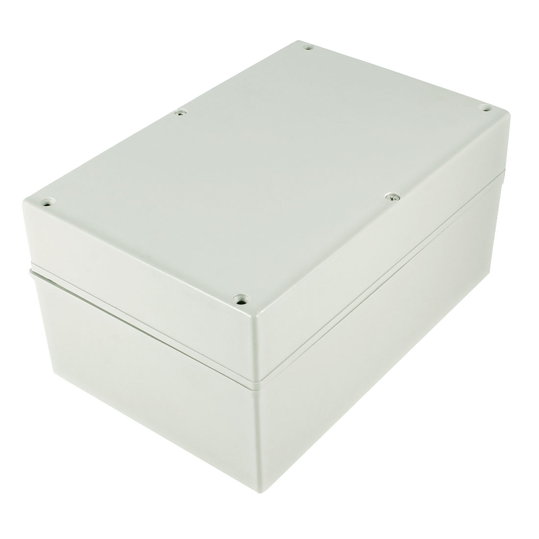 240mmx160mmx120mm-Rectangle-Waterproof-Light-Gray-Plastic-Junction-Box-Case