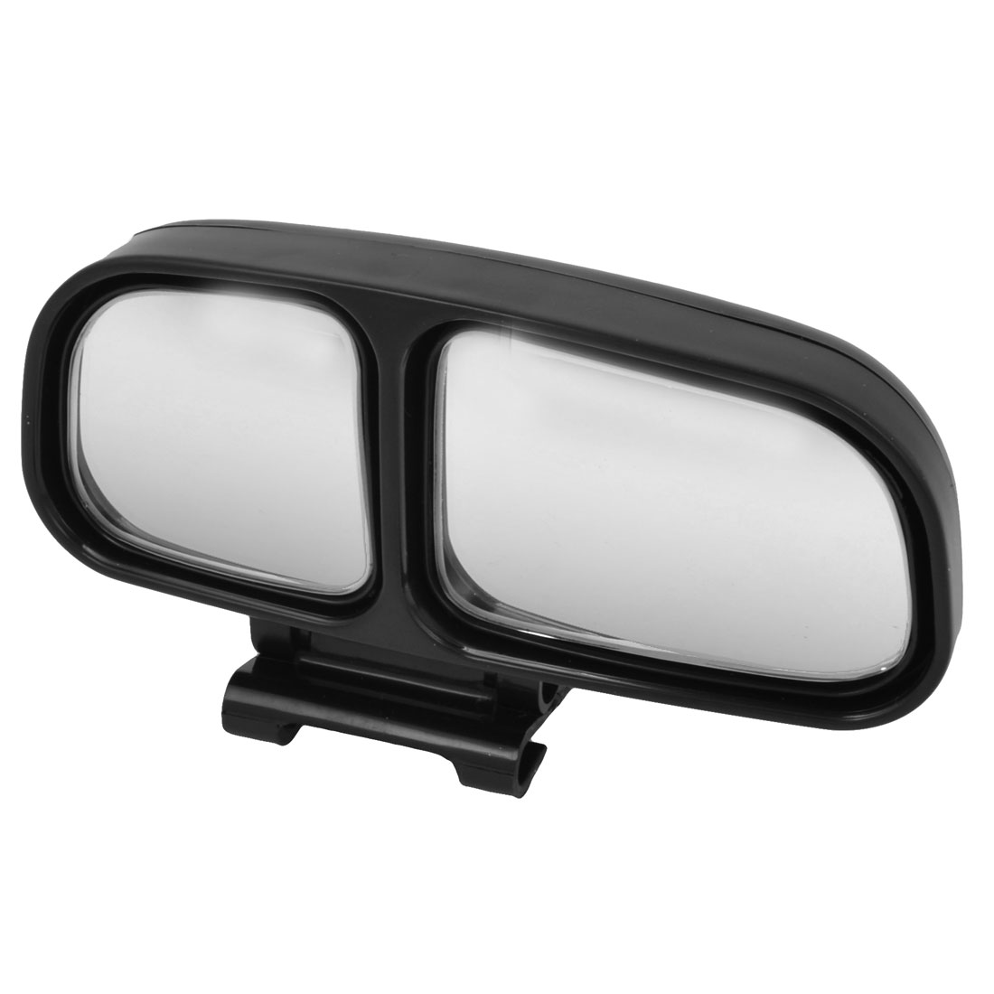 Unique Bargains Right Side Wide Angle Rear View Blind Spot Mirror Black for Truck Car