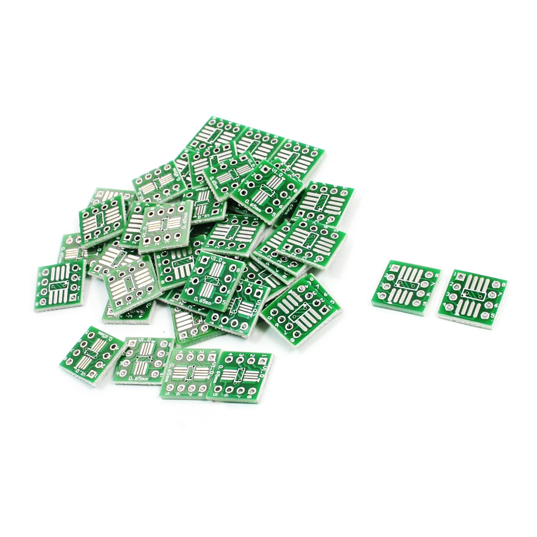 Universal Singlesided 254mm Pitch Smd Pcb Printed Circuit Board