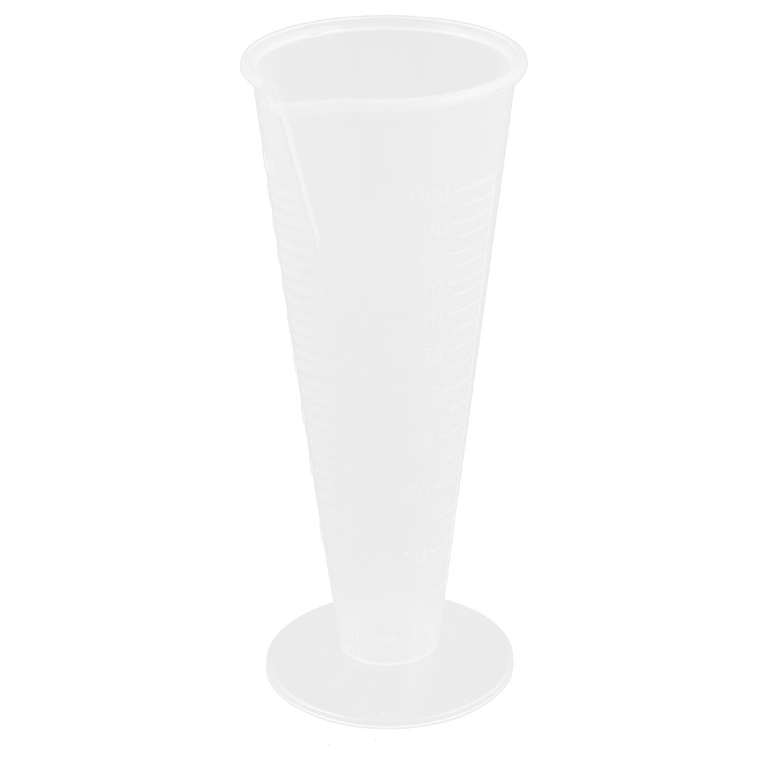 Kitchen-Laboratory-Plastic-Liquid-Measuring-Cup-Mug-Measurement-Tool-100ML