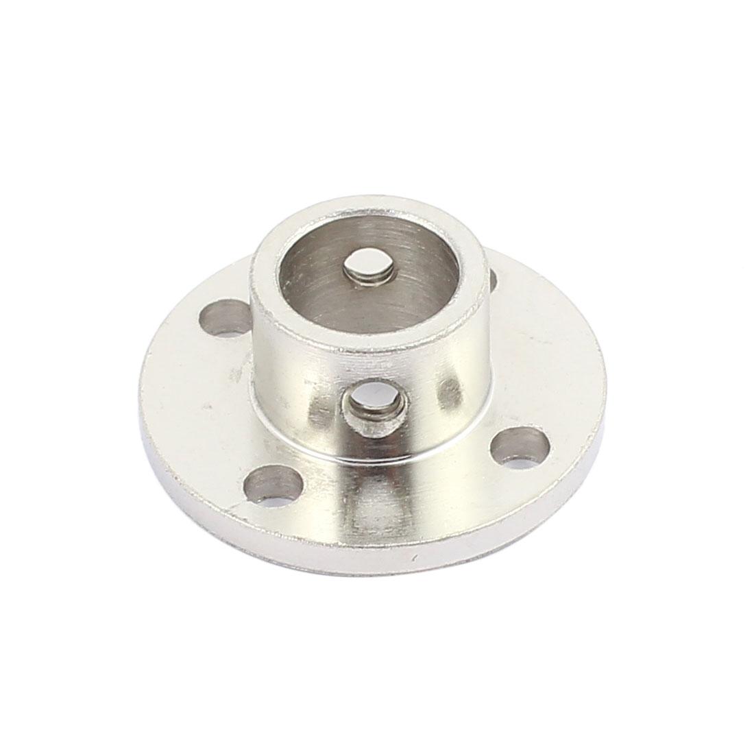 12mm Rigid Flange Coupling Motor Guide Shaft Coupler Motor Connector f DIY Parts